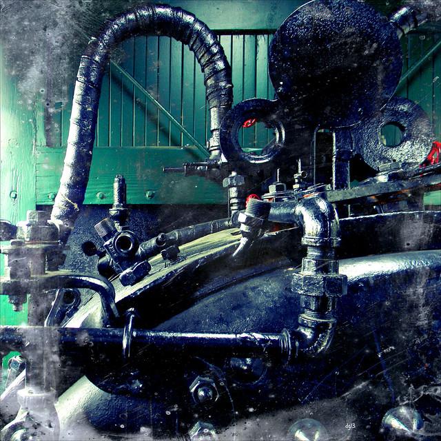 Steam Engine Blues