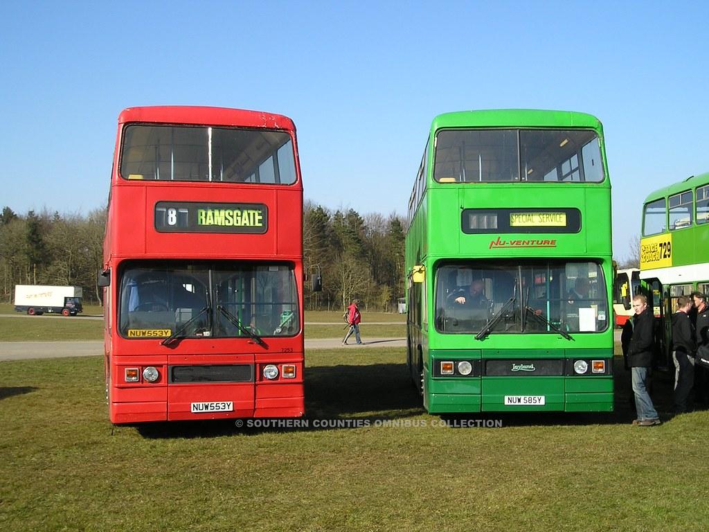 South East Bus Festival 2013.