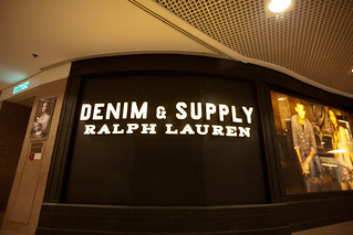 Ralph Lauren Denim Logo | by FuFuWolf