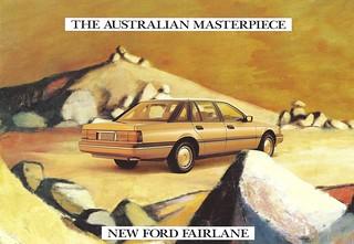 1988 Ford Fairlane