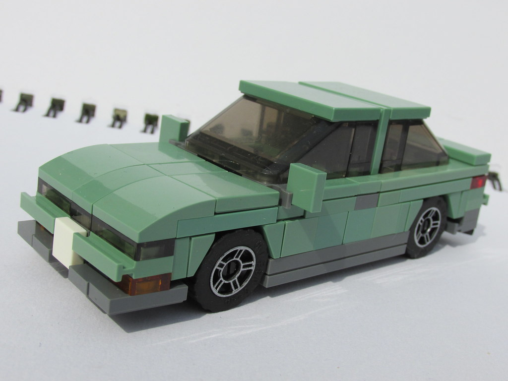 Nissan Silvia S13 | Lego guy 2 | Flickr