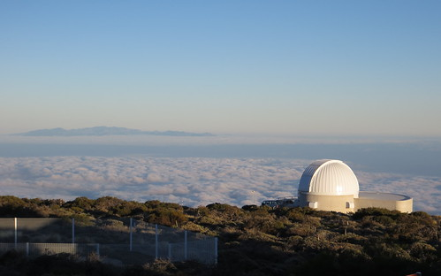 Observatorio del Teide   by timrawle