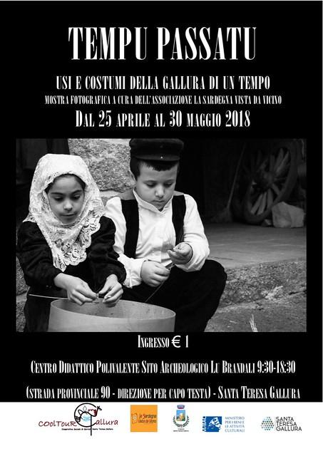Mostra fotografica  a Santa Teresa di Gallura
