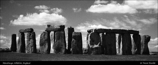 Stonehenge, Wiltshire, England Ilford HP5+ scan_778