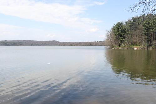 pennsylvania berkscounty lakeontelaunee creek