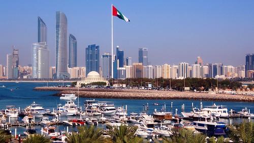 Abu Dhabi: Breakwater Marina