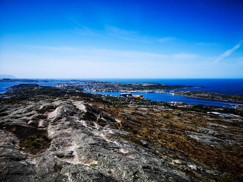 40-Utsikt over Kristiansund fra Kvernberget