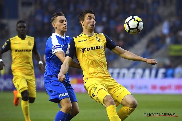 Genk-Club Brugge 27-04-2018
