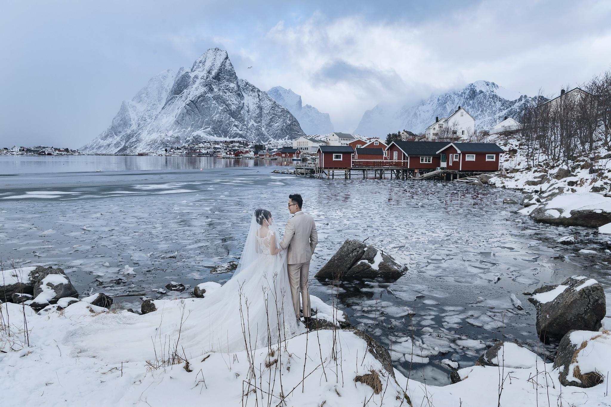 特羅姆瑟 與 羅弗敦群島 Tromso and Lofoten Island
