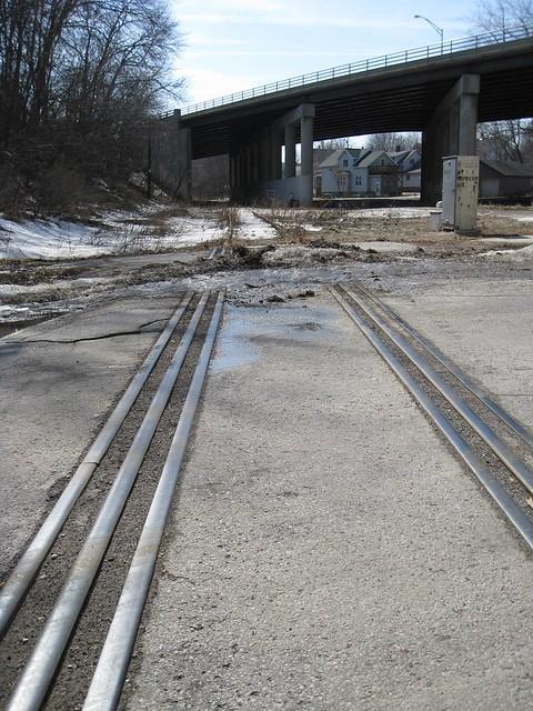 Kentucky Ave Crossing (2009)