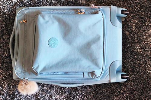 Kipling Suitcase Closed Flat | by Isabellellebasi
