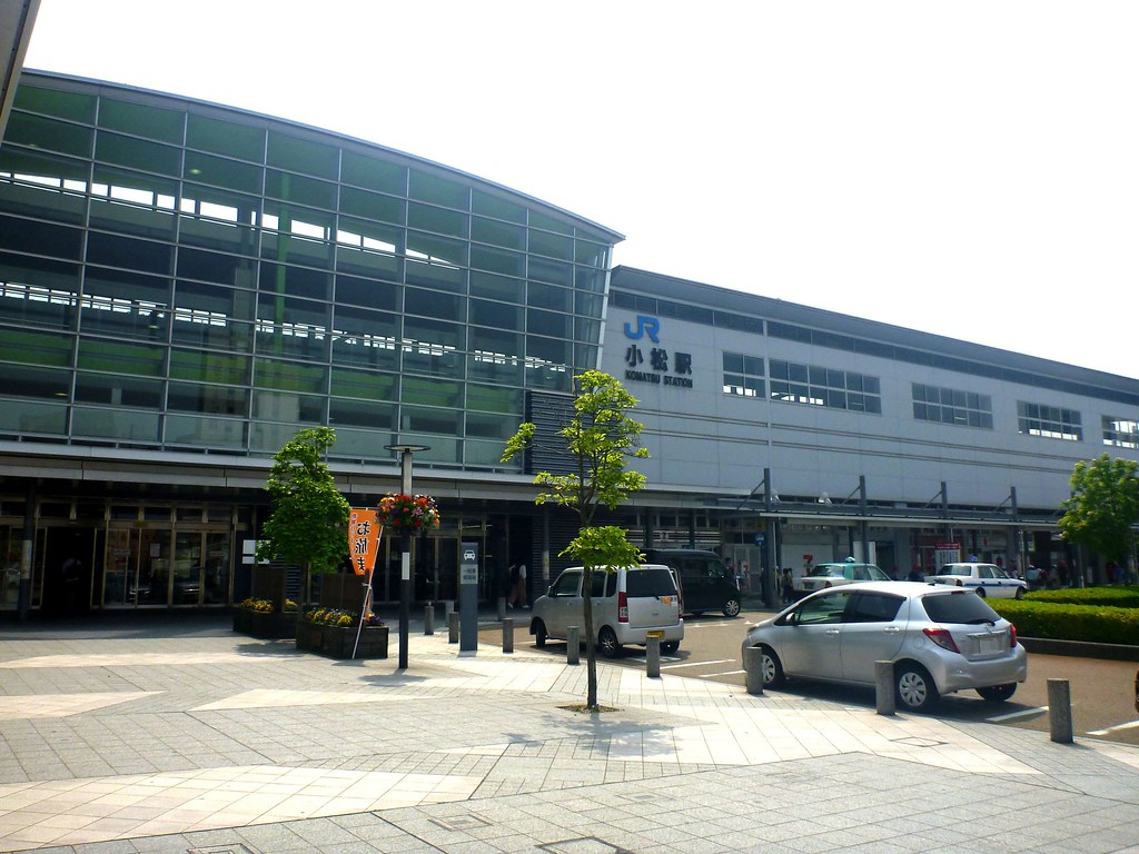 JR Komatsu Station