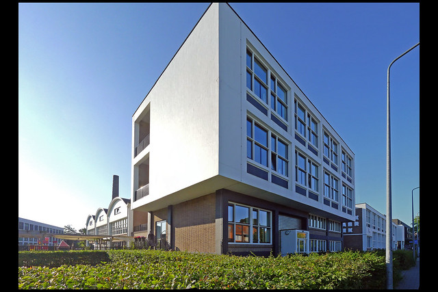 hilversum campina melkfabriek 01 1957 wooncomplex 2012 inbo (larensewg)