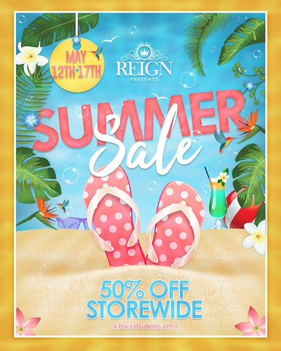 REIGN SUMMER SALE!! | by REIGN♥