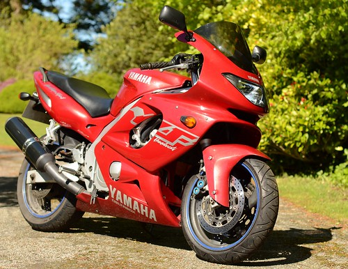 2002 Yamaha YZF600R 'Thundercat' | by MattLikesCars