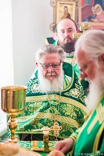 Божественная Литургия в д.Леохново 440