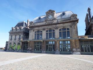 006 La gare de Saint-Omer | by mike4b
