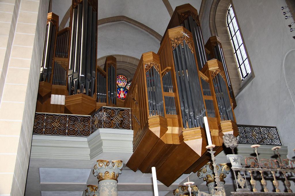 Dom - Turmorgel - Paderborn 03   Die Turmorgel mit 81 Regist