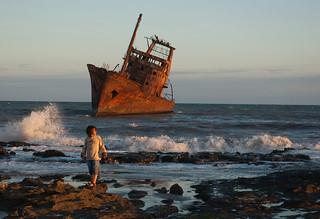 Carli y el Barco