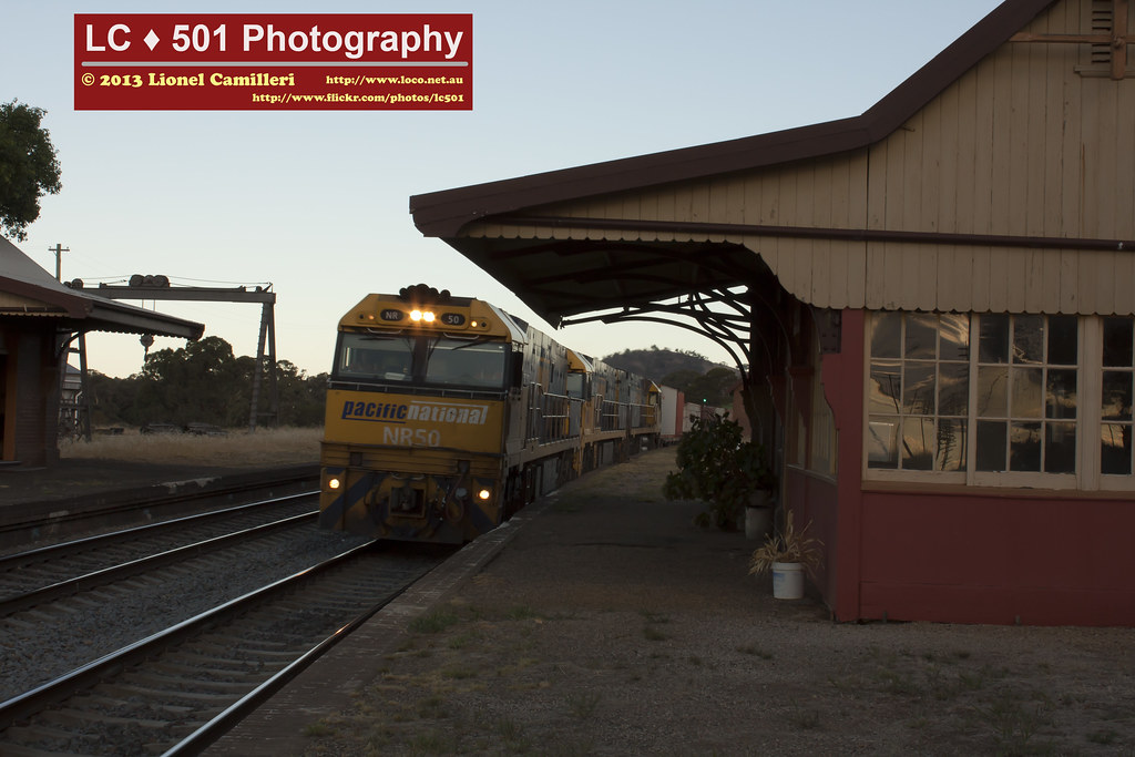 Passing Galong by LC501