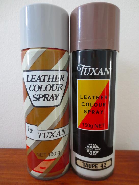 Old Australian Spraypaint Tuxan Leather Colour Spray Flickr