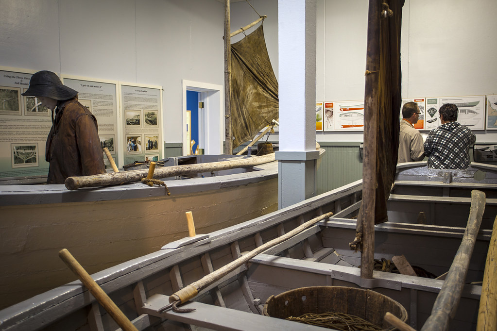 Rodney Exhibit Wooden Boat Museum Of Newfoundland And Lab Flickr