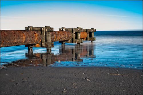 winter nikon oceancity atlanticocean ndfilter d700