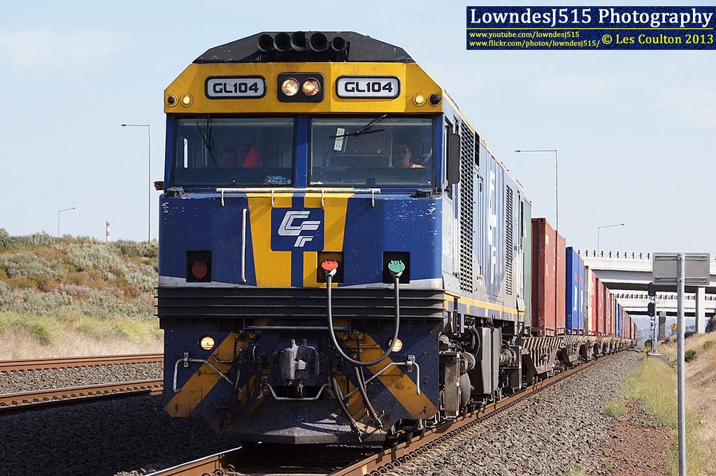 GL104 at Elders Loop by LowndesJ515