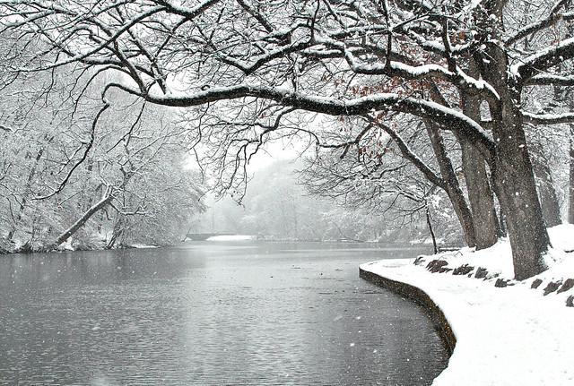 Echo Lake Winter