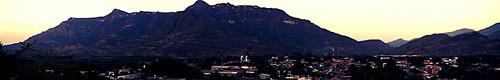 mountain cerro chiapas panorámica jaltenango