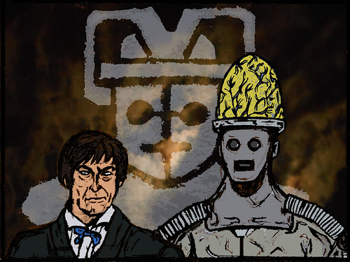 the spectre of the cybermen