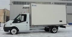 Хладилна надстройка + хладилен агрегат за Ford