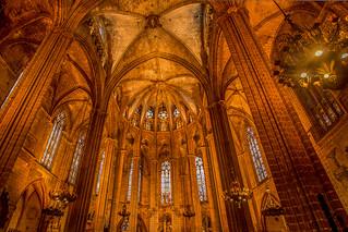 Catedral de Barcelona   by n_har