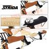 186-200 STRIDA 16吋LT版折疊單車(碟剎)奶油黃色2013年版6