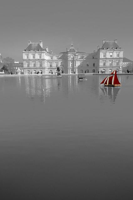 J'ai vu Paris...
