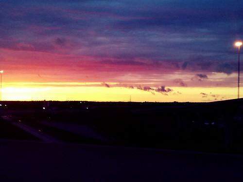 sunset la louisiana sundown shreveport