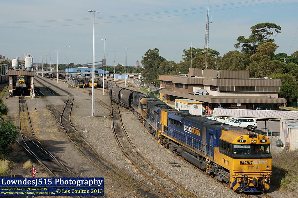 TT111, TT126 & TT121 at Carrington by LowndesJ515