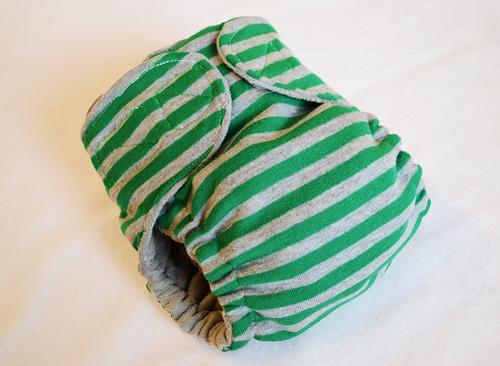 AI2 Cloth Diaper w/Internal Gussets   by CatEyedKP