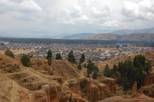 Views from Torre Torre, Huancayo, Junín, Peru | by blueskylimit