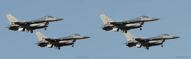 2 x F16