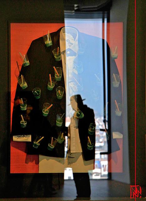 Salvador Dalí reflété 3/5