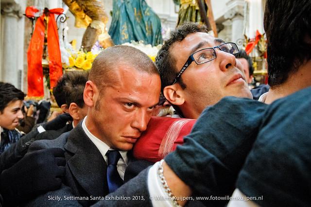 Sicily, Holy week 2011