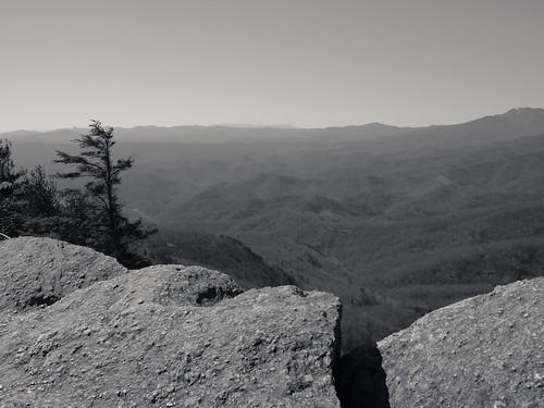blue white black rock adams north blowing monotone ridge carolina ansel vamedia