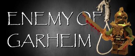 Enemy of Garheim   by AK_Brickster
