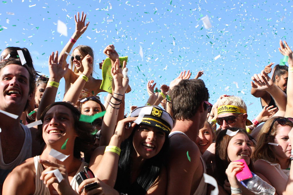 Future Music Festival 2013
