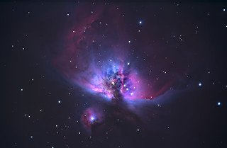 The Orion Nebula | by lrargerich