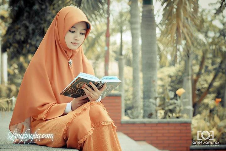Wallpaper Wanita Muslimah Ipeh El Fishy Flickr