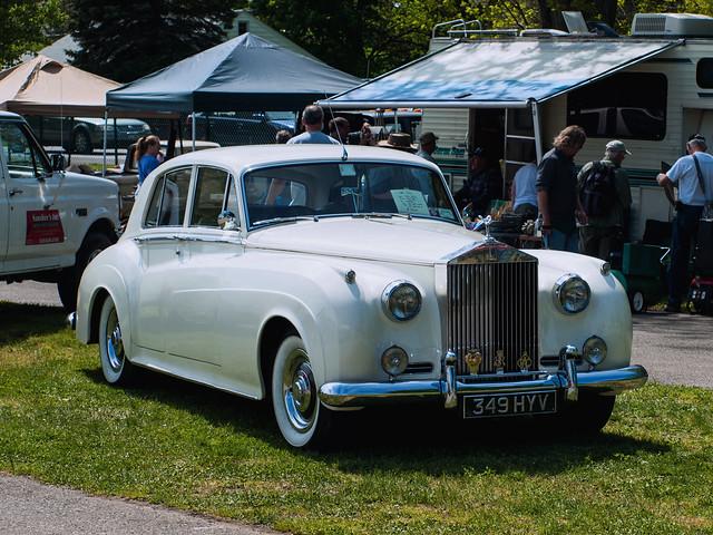 Rolls Royce Silver Cloud II 1961