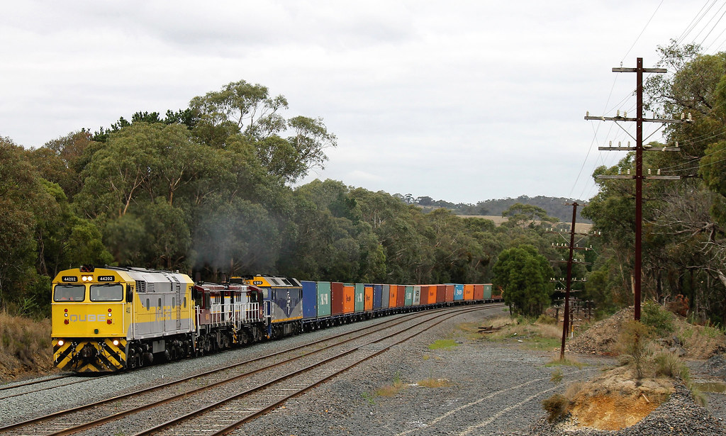 6MC1 at Heathcote Junction by S312 Photography