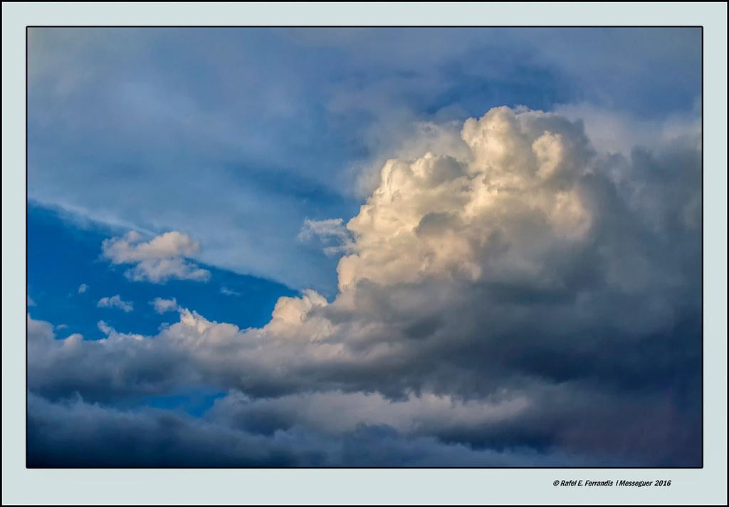 Núvols d'estiu (Summer clouds)